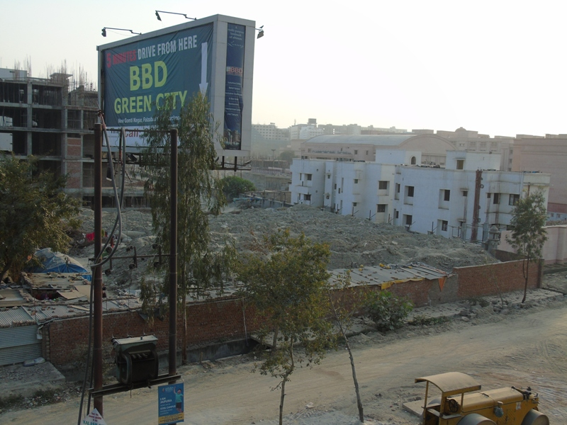 Lucknow's waterbodies perish at the hands of unregulated construction
