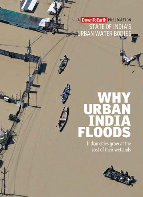 State of india's urban water bodies (e-book)