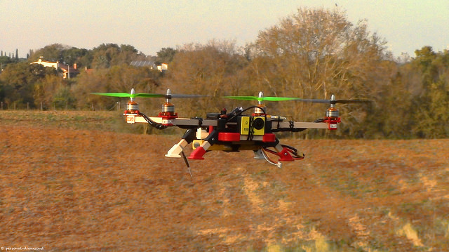 Market for agriculture drones to expand 7.4 times by 2022