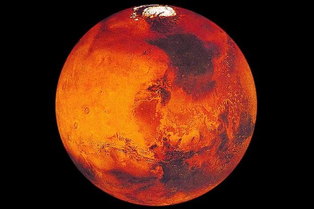 NASA finds evidence of water on Mars