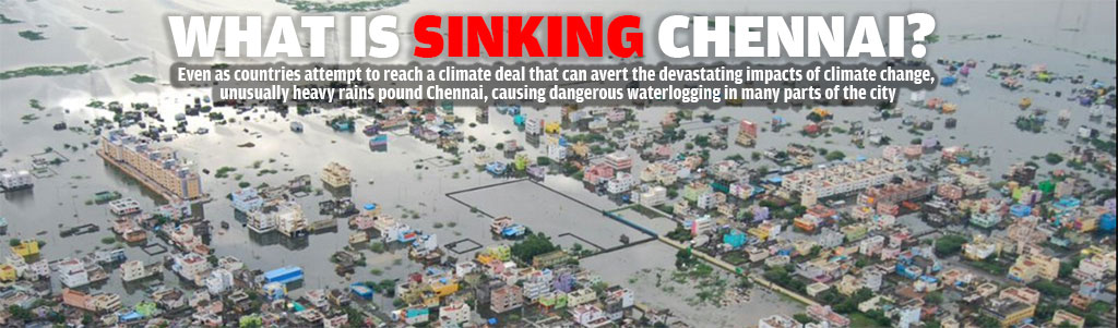 Chennai's monsoon calamity