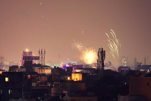 Union, Delhi governments urge residents to observe 'cracker-free' Diwali