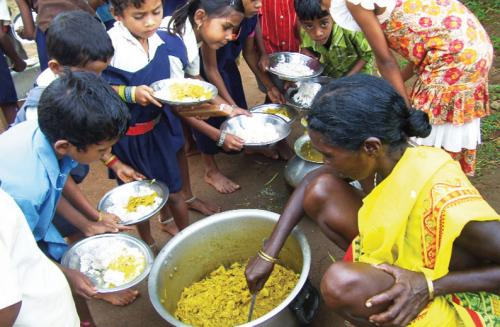 Mid-day meal has failed to attract children to government schools, says CAG audit