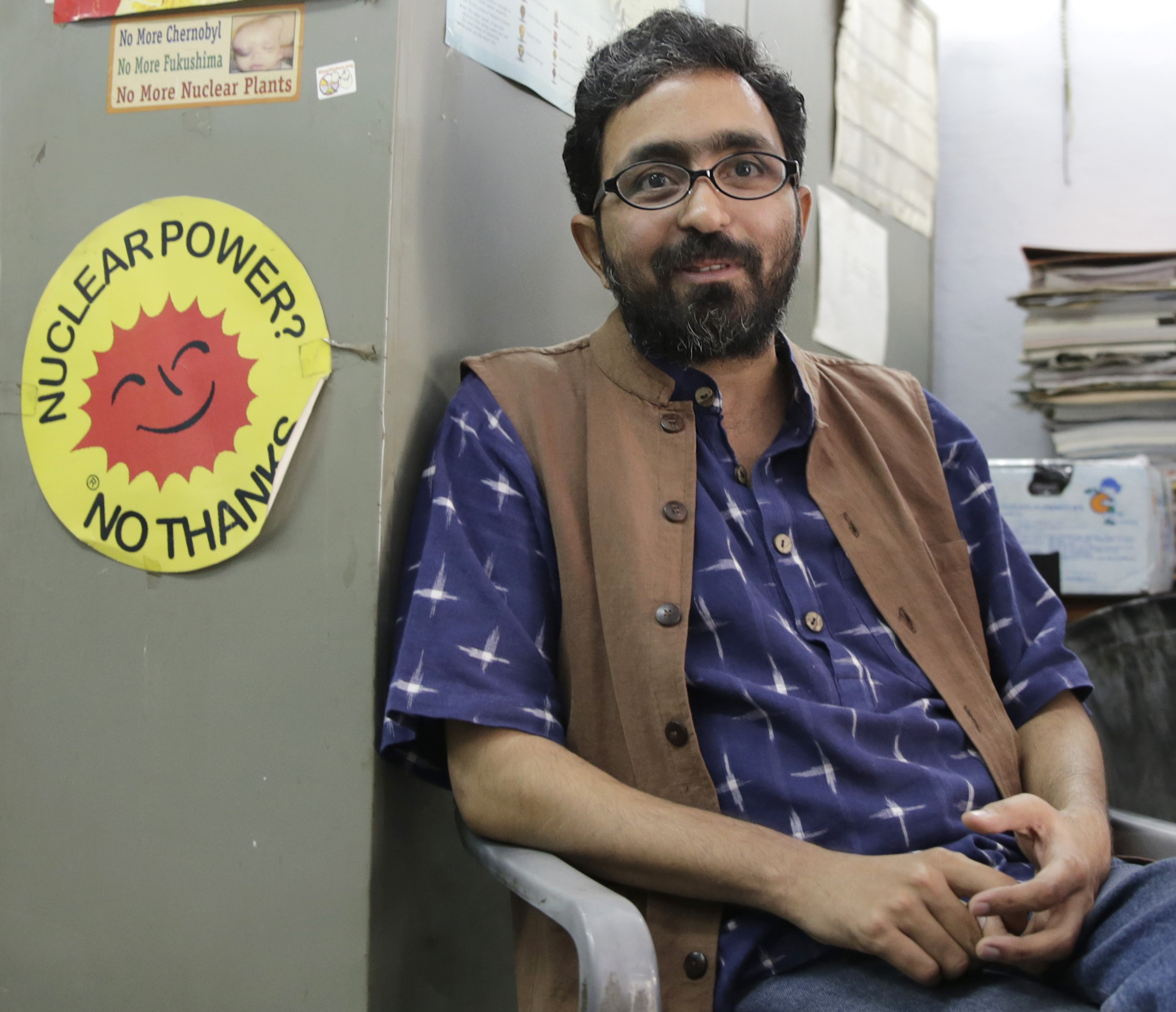 Indian civilian nuclear reactors should be opened to public scrutiny :   Kumar Sundaram, Research Consultant, Coalition for Nuclear Disarmament and Peace (CNDP)