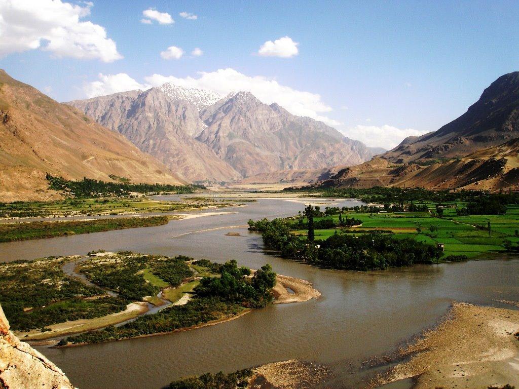 unusually warm summers cause glacial melt in tajikistan file photo of shughnon in tajikistan courtesy khwahan cc by sa