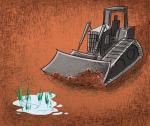 Art of gobbling up Yamuna floodplain