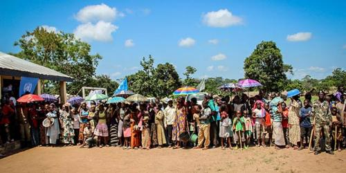Central African Republic in grip of food crisis