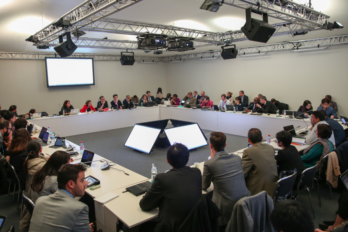 Developed countries want Paris Climate Change treaty to be outside the convention