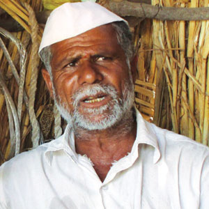 Kachru Hadwale, a resident of