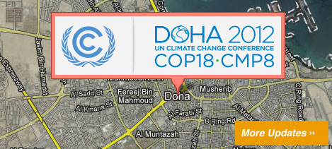 CoP18, Doha: a gateway that leads nowhere