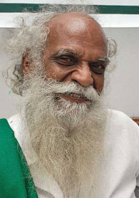 Remembering Nammalvar: farewell, organic saint-warrior