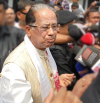 Assam chief minister, Tarun Gogoi, says when BJP-led NDA was in power at the Centre the party had ignored his appeals for help to solve state's problems