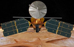 Mars' orbiter's main engine test-fired successfully