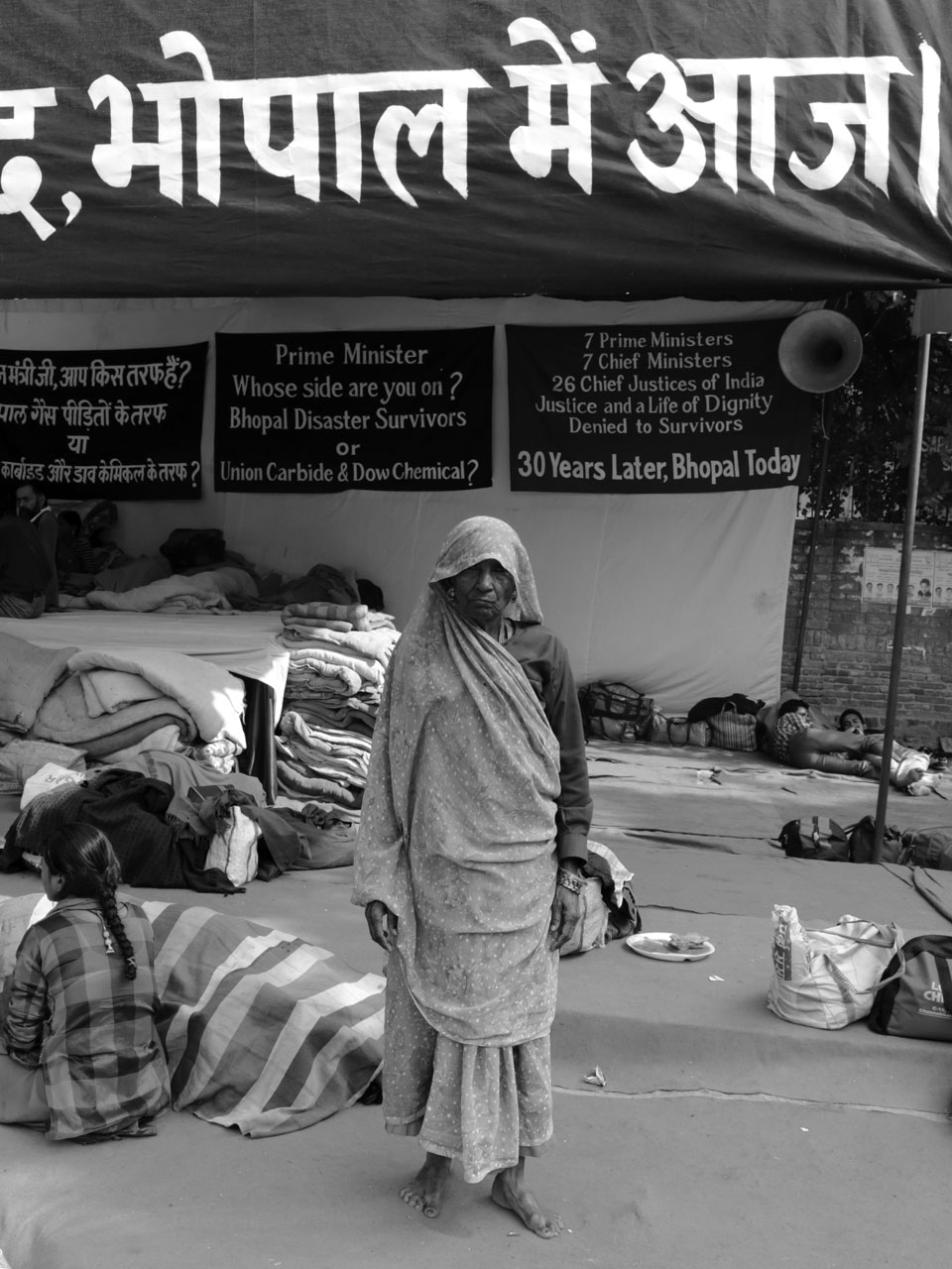 Living with Bhopal disaster