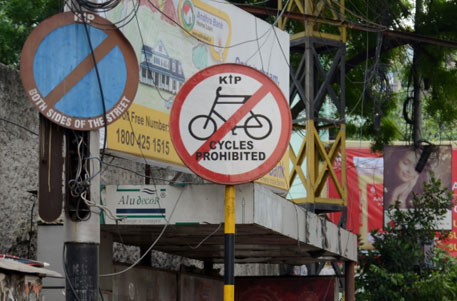 The cycle ban in Kolkata has no precedent in India or around the world. At a time when governments are actively promoting non-motorised transport, Derek O'Brien, Trinamool Congress MP from Bengal thinks it is 'in keeping with the norm in major cities of the world'