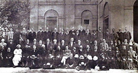 The first Indian Science Congress in 1914 was also held in Kolkata