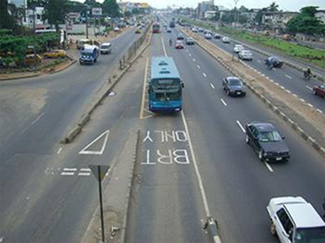 Lagos BRT (Photo courtesy World Bank)