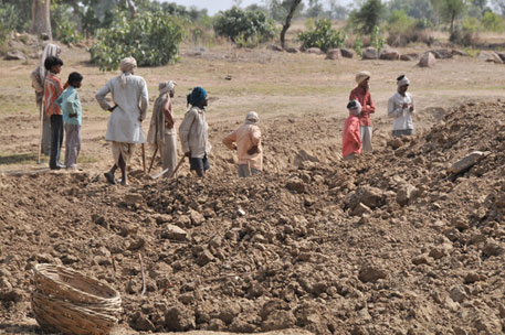 Opposition turns up the heat on Nitish government over MGNREGA funds scam