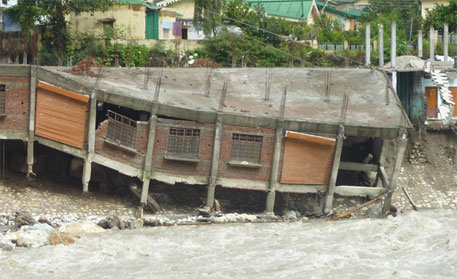 Rains in Uttarakhand extreme weather event: scientists