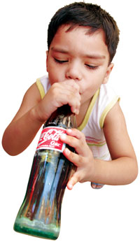 Study proposes tax on soft drinks