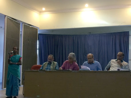 The independent fact-finding tribunal comprising Supreme Court lawyer Prashant Bhushan, academic and researcher Bela Bhatia, academic from Ranchi University Ramesh Sharan and journalist Venkatesh Ramakrishnan