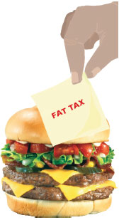 Denmark scraps tax on fat