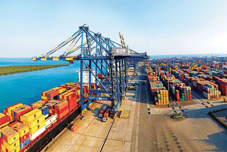 Adani port under scrutiny
