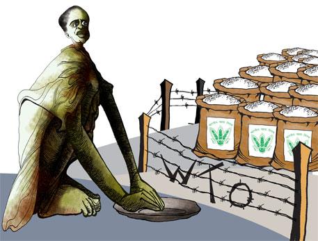 India shakes up WTO