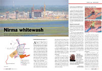 Nirma loses wetland
