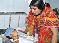 Heat behind rise in mystery fever?