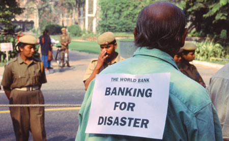 World Bank gets jittery