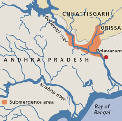 Orissa wants stay on Polavaram