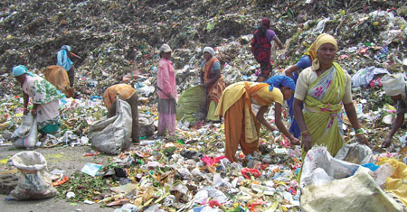 Nagpur's bin-free plans in dumps