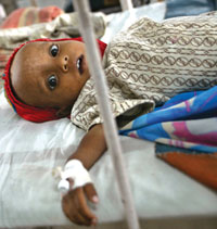 Malaria biggest killer of kids in Chhattisgarh, says report