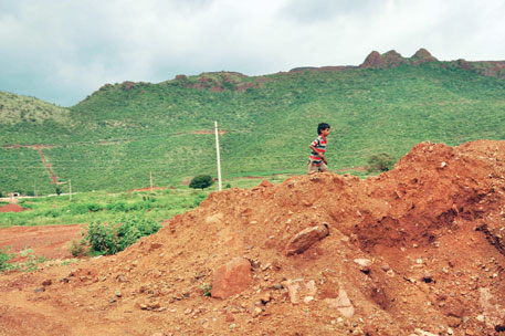 The state exchequer lost Rs 16,085 crore because of illegal mining in Ballari, Chitradurga and Tumkur districts between 2005 and 2010
