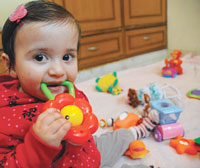 Hunt on for toxins in toys