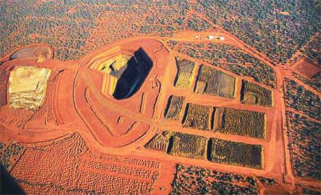 Mount Weld in western Australia has the richest known deposit of rare earths