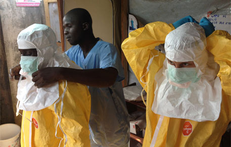 India ranks below Liberia among nations most vulnerable to Ebola-like outbreaks