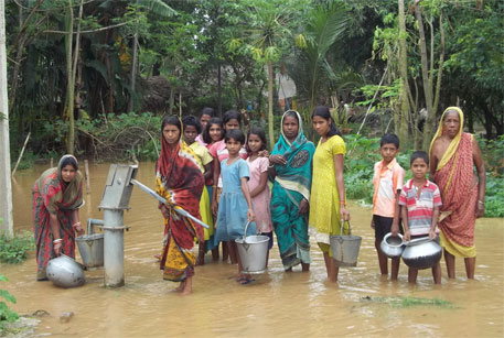 Phailin fallout: people face acute drinking water shortage