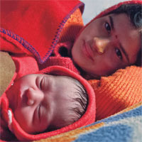 India nowhere near millennium goal for maternal mortality
