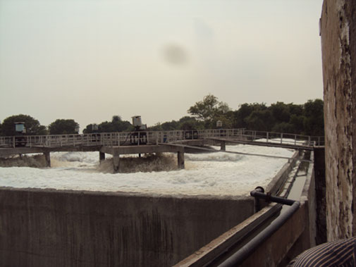 Functioning of government-run effluent treatment plants are hampered by prolonged power cuts. Effluents from tanneries are often discharged untreated into drains joining the river or nearby fields