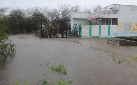 Visakhapatnam willcontinue to experience heavy to very heavy rainfall for the next three days