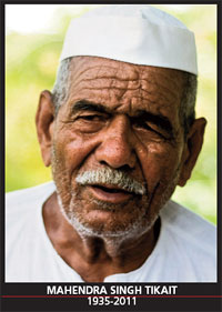 Farmer who nearly became Jat-Mahatma