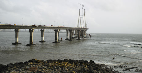 Haphazard land reclamation fuelled Mumbai's maximum  dreams