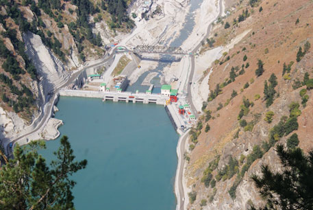 Karcham Wangtoo, India's biggest private hydropower plant, has incurred a loss of `455 crore in the last one year