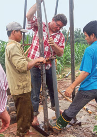 Groundwater extraction in Hanoi has doubled in the last decade