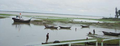 Water crisis in Tripura town
