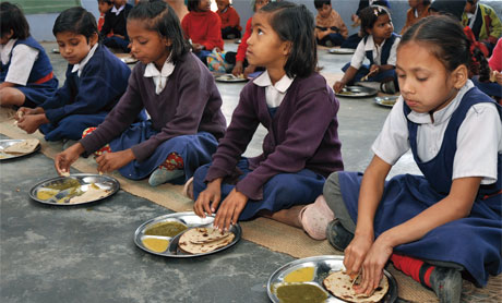 Why Bihar serves poor quality meals to school kids