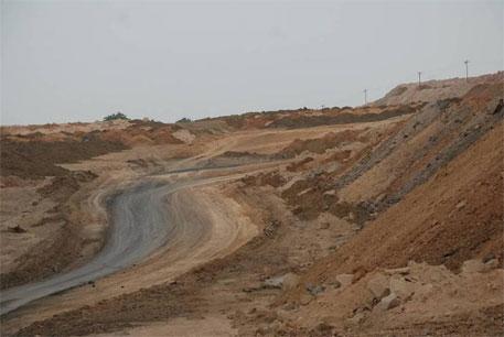 Highway to coal