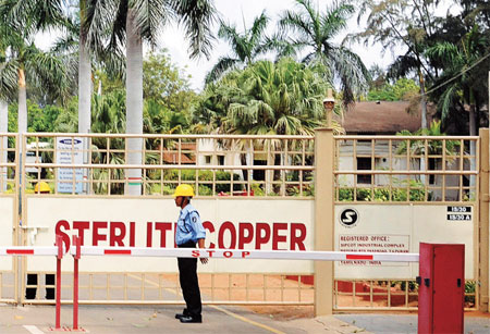 Copper smelting plant of Sterlite in Tuticorin is at the centre of controversy
